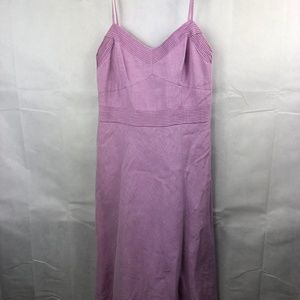 Ann Taylor Loft Linen Dress Size 4